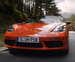 Cruise Through the Highlights of the Porsche 718 Boxster