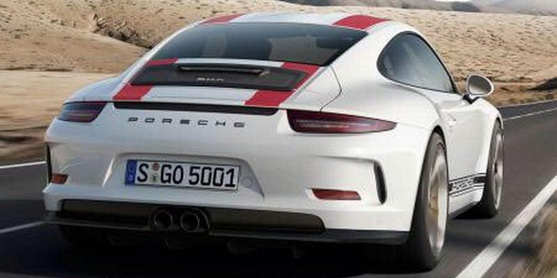 Porsche 911 R is THE Enthusiast's Porsche