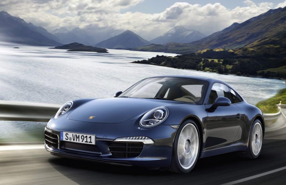 Porsche Doesn't Need No Stinkin' Autonomous Cars