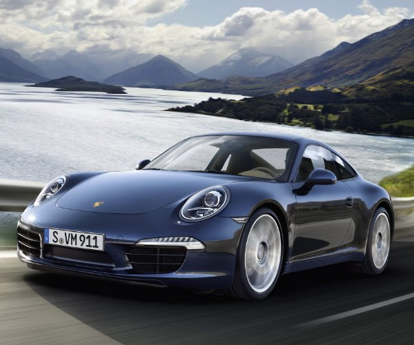 Porsche Doesn't Need No Stinkin' Autonomous Cars