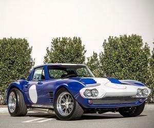 Superformance Resurrects Legendary Corvette Grand Sport