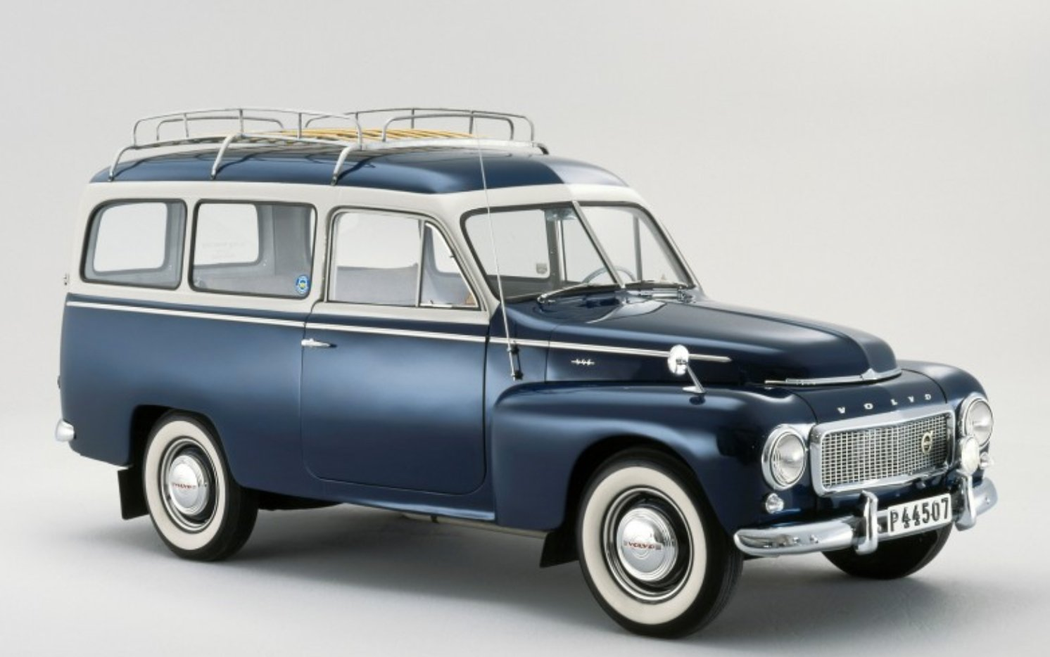 A Photo History of Volvo's Love Affair with the Wagon