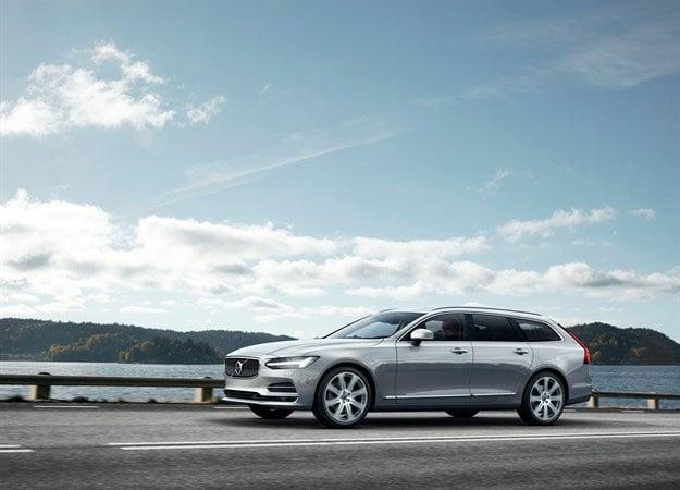 Volvo V90 Estate Gets Official: Wagons HO!