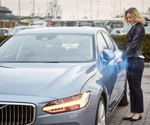 Volvos Won't Need No Stinkin' Keys