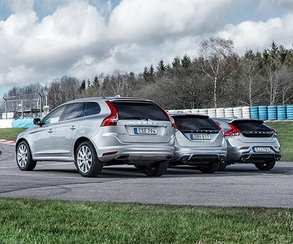 Polestar Hops up Volvo T6 AWD Models