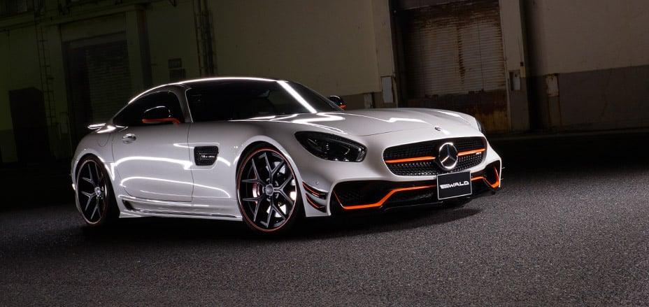 Sports Line Black Bison Mercedes-AMG GT is Dead Sexy