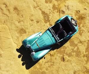 1937 Bugatti 57SC Nabs Record $9.7 Million at Auction