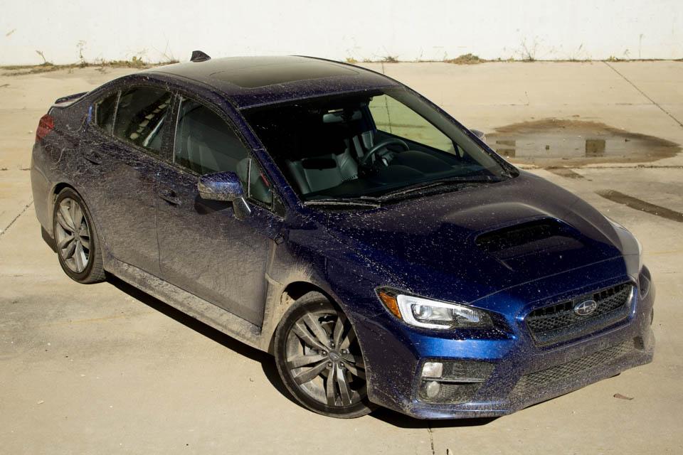 Road Test: 2016 Subaru WRX Limited CVT