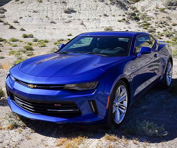 First Drive Review: 2016 Chevrolet Camaro 2.0L Turbo