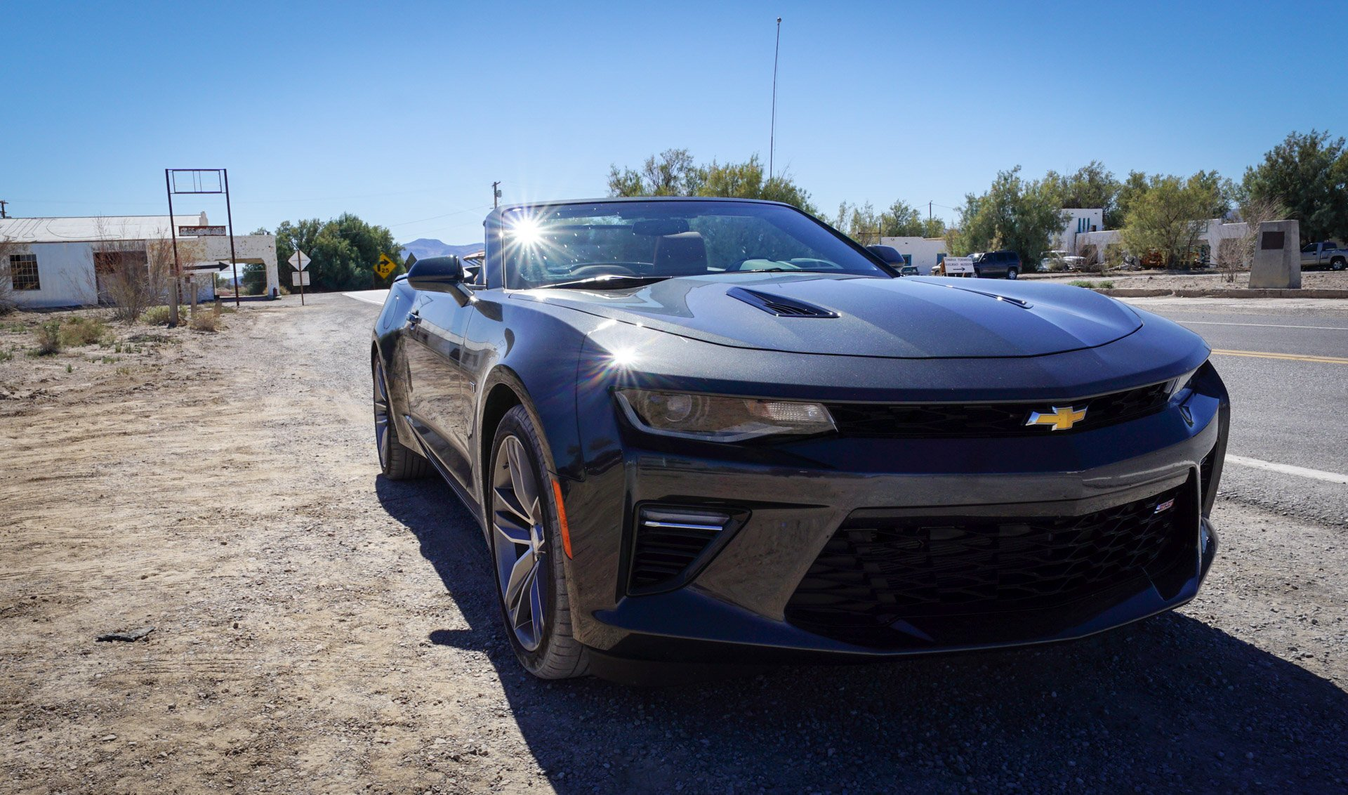 Fantastic First Drive Review 2016 Chevrolet Camaro SS Convertible