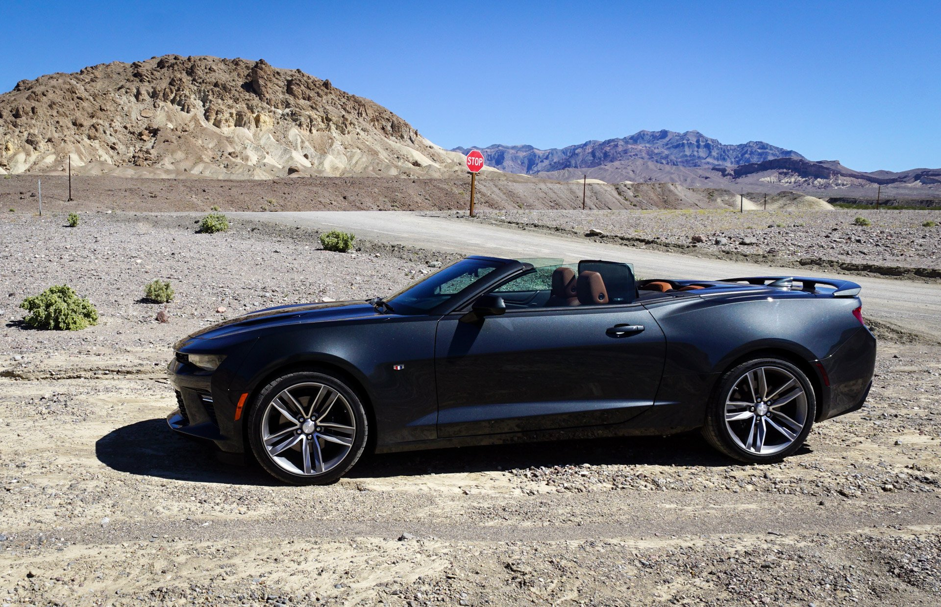 first drive review  2016 chevrolet camaro ss convertible
