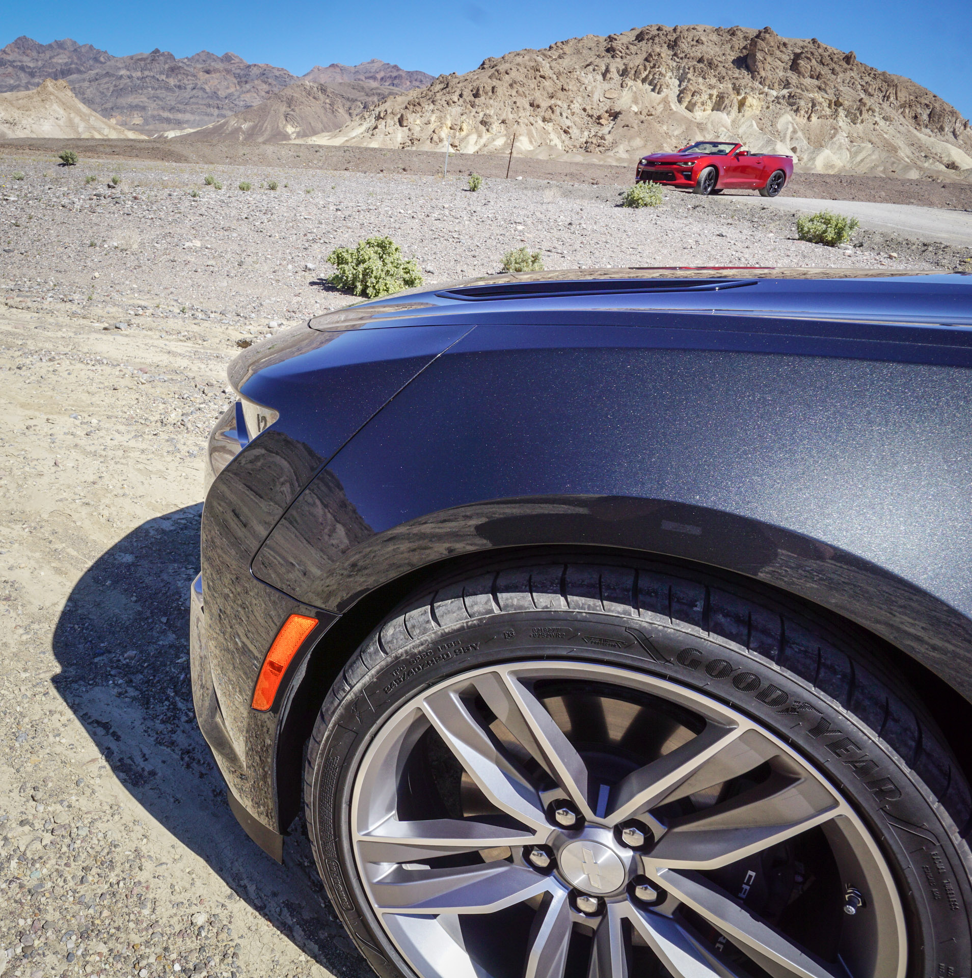 2016 Chevrolet Ss Camshaft: First Drive Review: 2016 Chevrolet Camaro SS Convertible