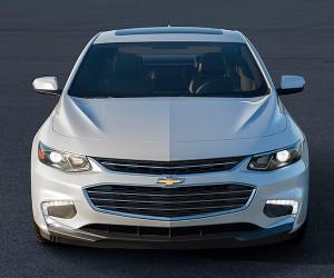Review: 2016 Chevrolet Malibu 2LZ