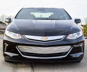 Review: 2016 Chevrolet Volt EV