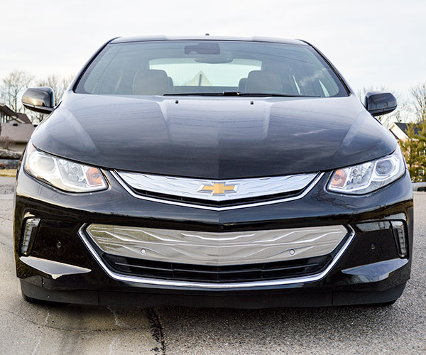 Review: 2016 Chevrolet Volt EV