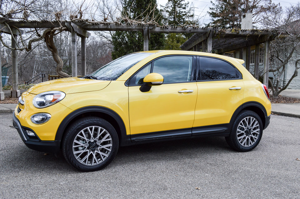 Review: 2016 FIAT 500x