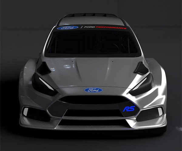 Ford Focus RS Heads to 2016 FIA World Rallycross Championship