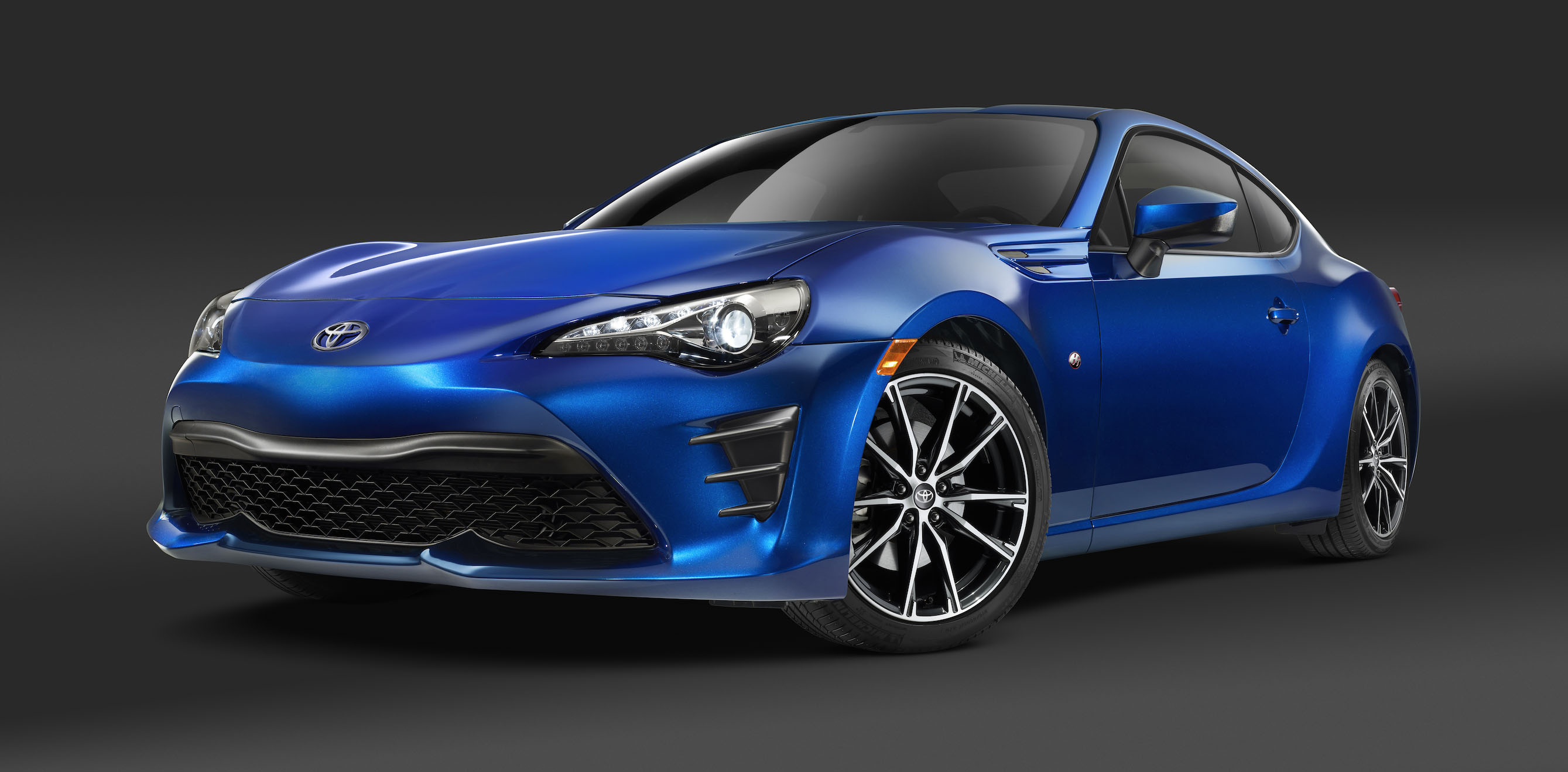 Toyota Pulls a Number With the Renamed Scion FR-S
