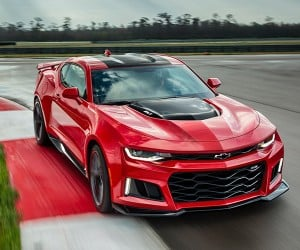 2017 Chevrolet Camaro ZL1 Gets Official