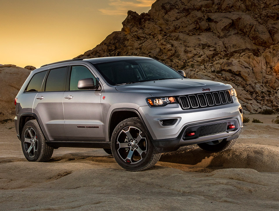 Acura Suv 2016 >> Jeep Adds Grand Cherokee Trailhawk and Summit Models - 95 Octane