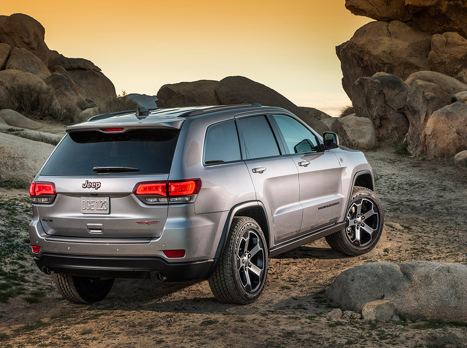 Jeep Adds Grand Cherokee Trailhawk And Summit Models