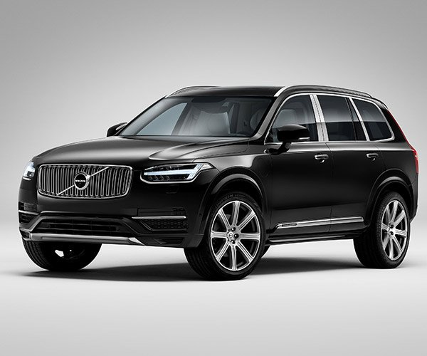 Volvo XC90 Excellence Costs $104,900