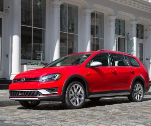 2017 VW Golf Alltrack US Production Kicks Off