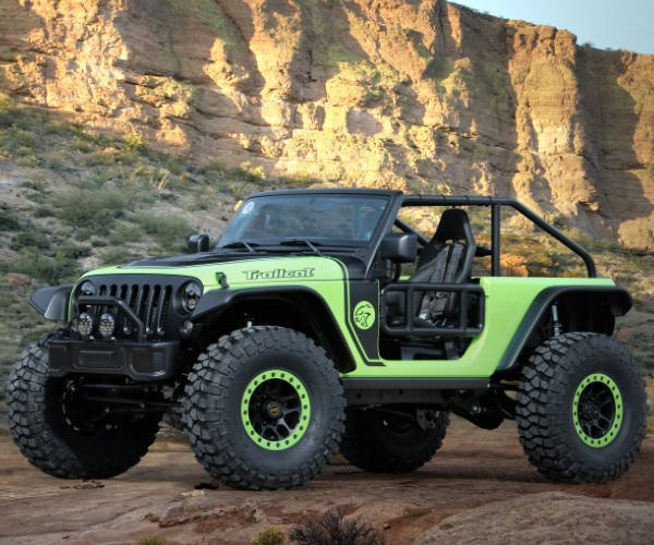 Hellcat Powered Wrangler Heading to Moab