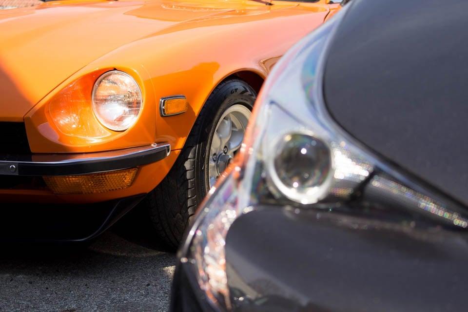 Prius vs Datsun 240Z: Shock Winner!