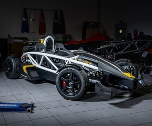 Ariel Builds 1500th Atom, Renews Engine Deal with Honda