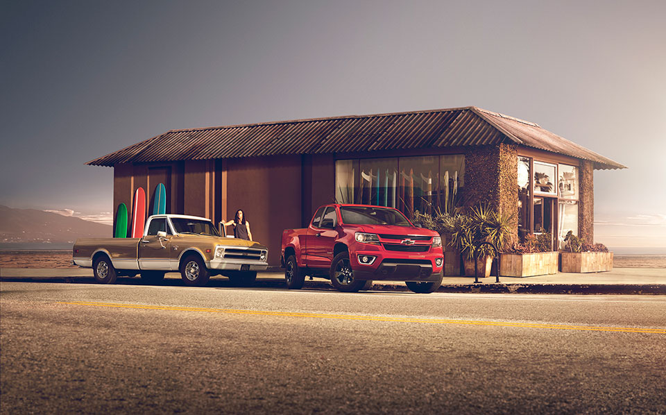 Chevrolet Colorado Shoreline Special Edition