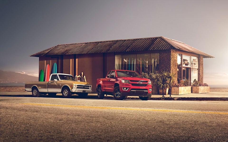 Chevrolet Colorado Shoreline Special Edition