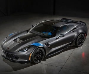 2017 Corvette Grand Sport is a Z06 without the Blower