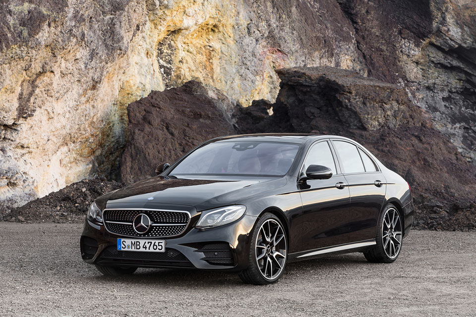 2017 Mercedes-AMG E43 Packs a 396hp Punch