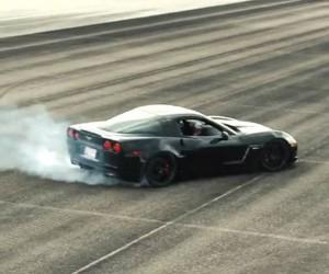 Fully-electric Corvette Breaks Street-legal EV Speed Record