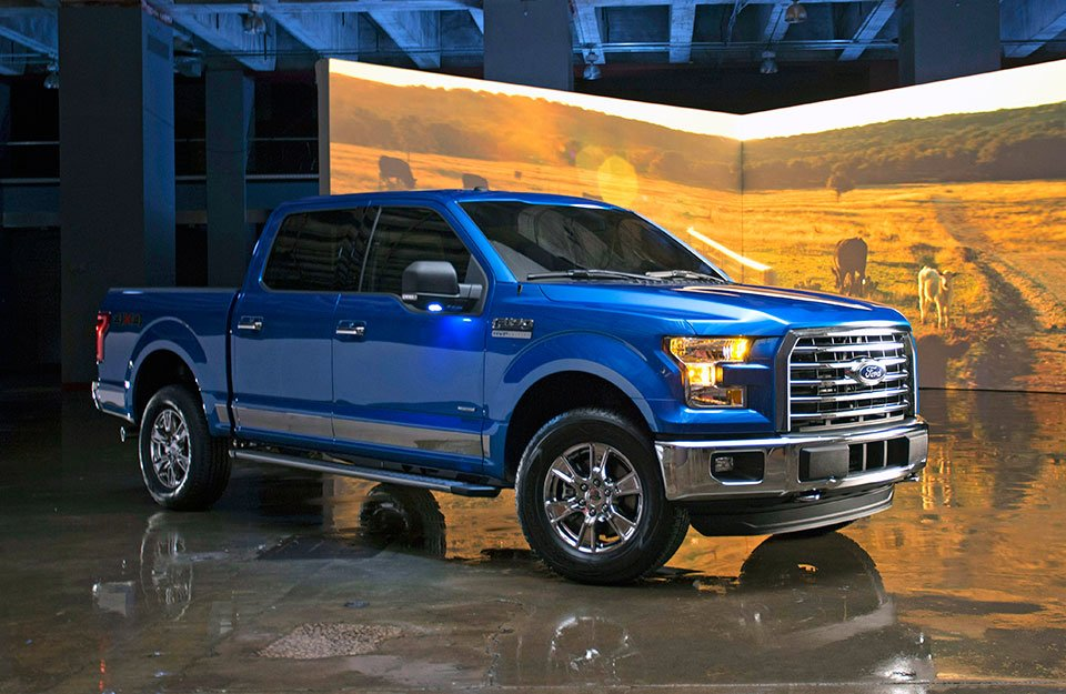 Ford Dealers In Kansas >> 2016 Ford F-150 MVP Edition is a Kansas City Exclusive - 95 Octane