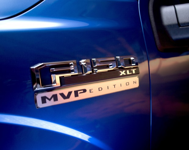 Ford F-150 MFP Edition Badge