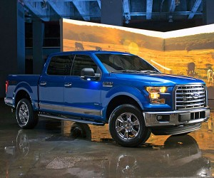 2016 Ford F-150 MVP Edition is a Kansas City Exclusive