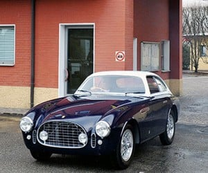 Fire Damaged 1952 Ferrari 225E Impeccably Restored