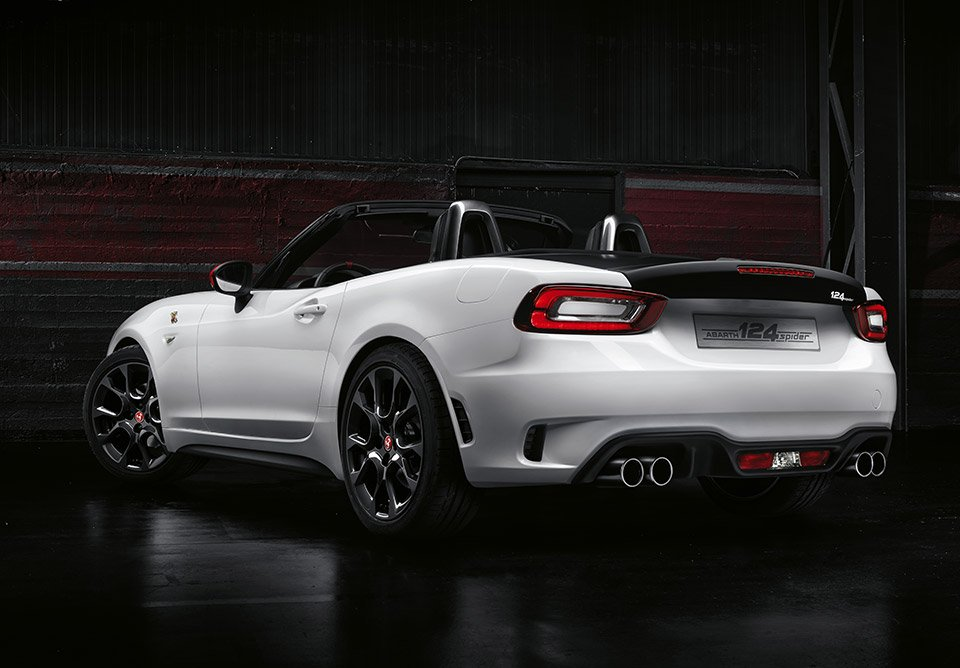 fiat abarth 124 spider this is the fiata you 39 re looking for 95 octane. Black Bedroom Furniture Sets. Home Design Ideas