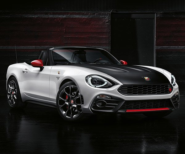 FIAT Abarth 124 Spider: This Is the Fiata You're Looking For