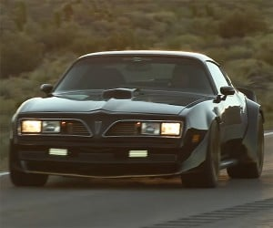 A Ken Block Hoonigan Mechanic Builds His Dream Firebird