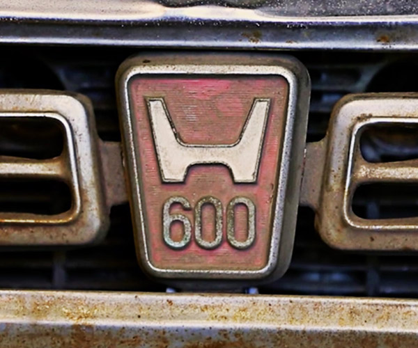 Restoring Honda Serial One: The Very First Honda Sold in the U.S.