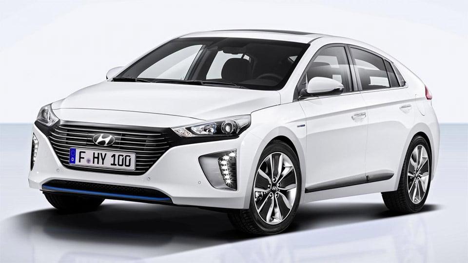 Hyundai Ioniq EV Gets 110 Mile per Charge EPA Rating