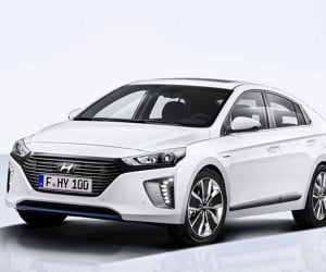 Hyundai Ioniq EV Gets 110 Mile per Charge EPA Rating
