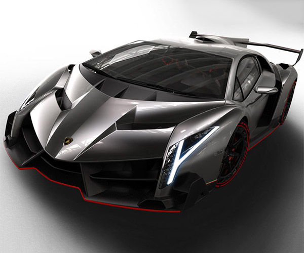 Lamborghini Veneno Serial Number 01 for Sale