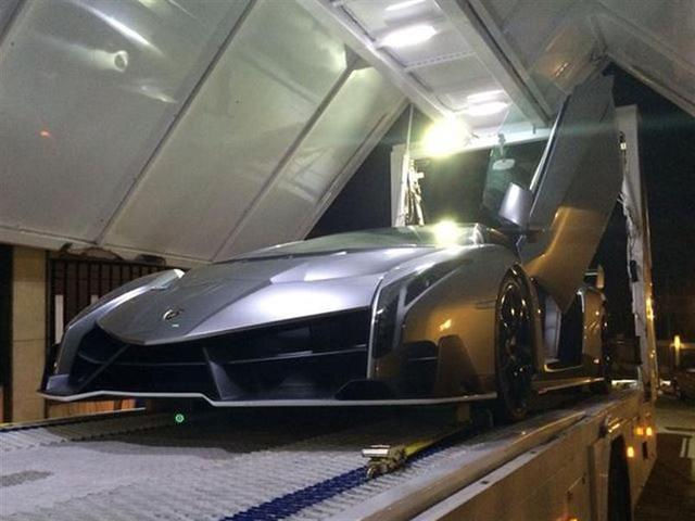 Lamborghini Veneno 02 Is for Sale
