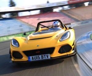 Lotus 3-Eleven Dominates Hockenheimring Record