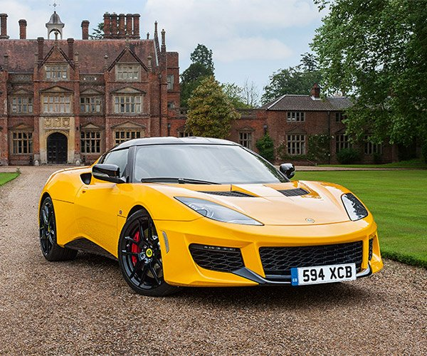 Entry Level Lotus Evora 2+2 Bound for US Sans Supercharger