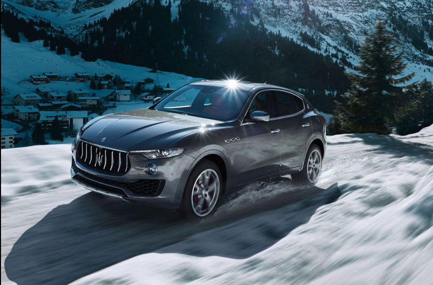 2017 Maserati Levante SUV Price Announced